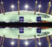 02 Arena London England Sticker