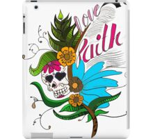 Faith Design  iPad Case/Skin
