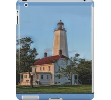 Sandy Hook Lighthouse, NJ iPad Case/Skin