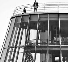 On the roof by STEPHANIE STENGEL | STELONATURE PHOTOGRAHY