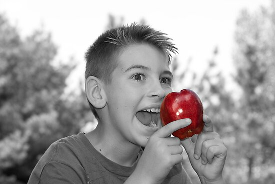 Loving That Apple by Trudy Wilkerson