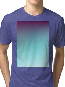 AQUA - Plain Color iPhone Case and Other Prints Tri-blend T-Shirt