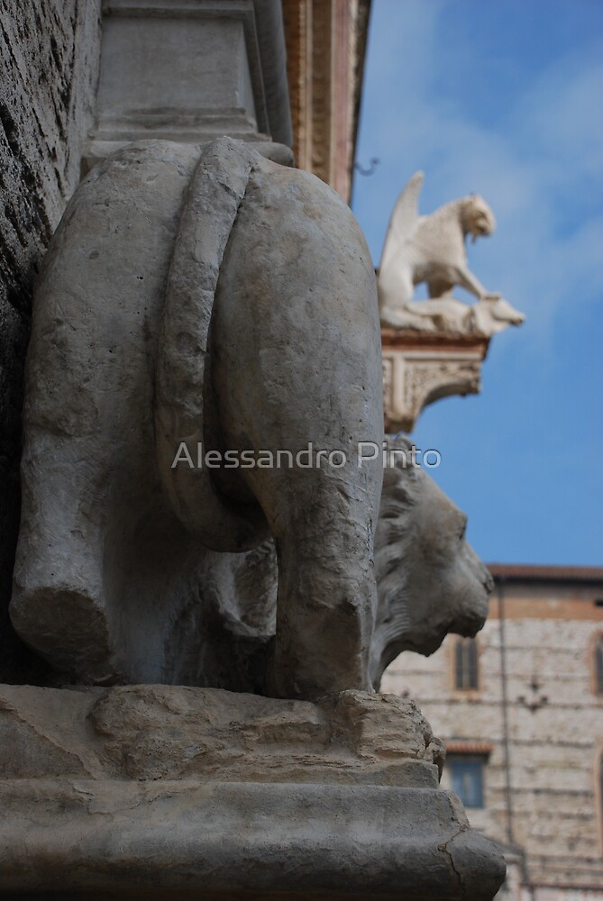 Architectural Details by Alessandro Pinto