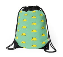Camping is in-TENTS Drawstring Bag