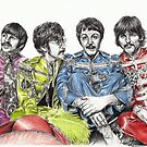 The Beatles #1 by L K Southward
