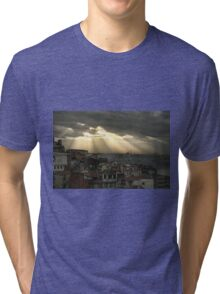 Istanbul a moment in time Tri-blend T-Shirt