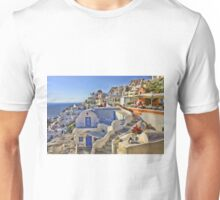 A Summers day in Greece Unisex T-Shirt