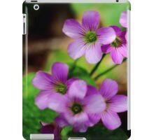 Violet Voluntary iPad Case/Skin