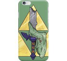 The Fallen Hero iPhone Case/Skin