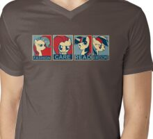 My Little Pony  presidential candidates Mens V-Neck T-Shirt