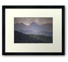 Ariége Pyrenées 2 Framed Print