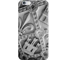 Castles and Fleurs-de-lis  iPhone Case/Skin