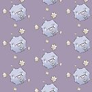 Koffing Derp by BrittanyPurcell