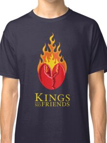 Fiery Lobster Claw Heart Sigil Classic T-Shirt