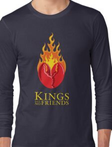 Fiery Lobster Claw Heart Sigil T-Shirt
