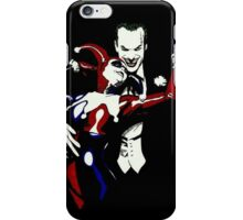 Alex Ross' Tango with Evil iPhone Case/Skin