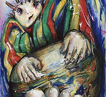 djembe by Tom Norton