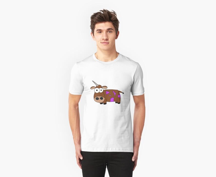 Unicorn Cow by mariapar
