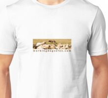 Working Dogs of Oz Unisex T-Shirt