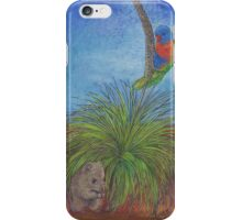 """""""A Snippet of Oz"""" iPhone Case/Skin"""