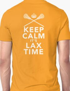 KEEP CALM - LAX TIME T-Shirt