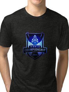 World Championship 2013 Tri-blend T-Shirt