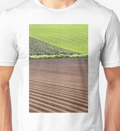 Hokkaido contours Unisex T-Shirt