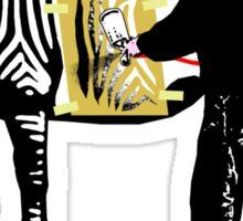 Generic Engineering (Custom Zebra) Sticker
