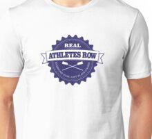 Real Athletes Row Unisex T-Shirt