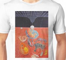 From gestation to the evolution of abstract thinking Unisex T-Shirt