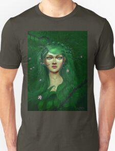 Green Nature Fairy Unisex T-Shirt