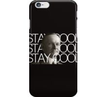 Stay Cool with Coolidge! iPhone Case/Skin