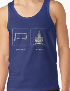Your park, my park - WDW T-Shirt