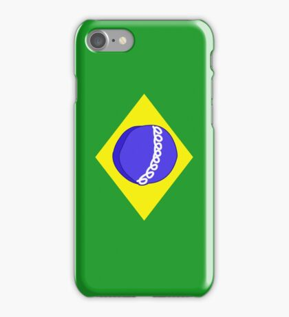 Brazil Is Delicious iPhone Case/Skin