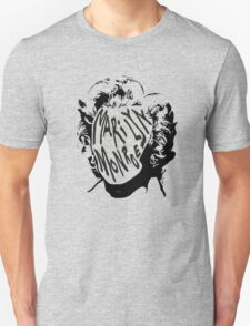 MARILYN MONROE [WHITE] Unisex T-Shirt