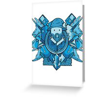 Wizard for Life Greeting Card