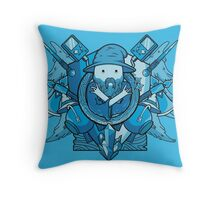 Wizard for Life Throw Pillow