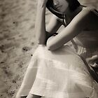 Beach by Angela King-Jones