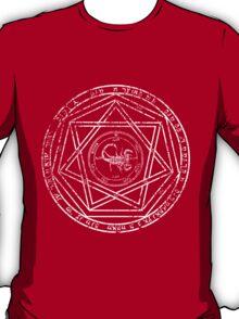 Devil's Trap Aged T-Shirt