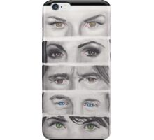 Once Upon A Time Eyes iPhone Case/Skin