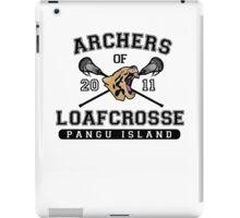 Archers of Loafcrosse iPad Case/Skin