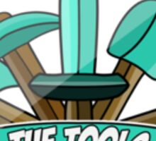 The Tools - Minecraft Sticker