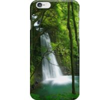 Salto do Prego waterfall iPhone Case/Skin