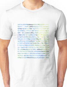 Digits of Pi (Green & Blue) T-Shirt