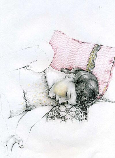 Nadenjka by Masha Kurbatova
