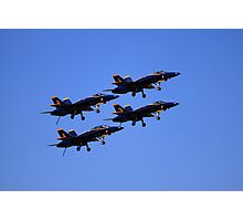 Carrier Landing Mode Photographic Print
