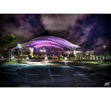 Puerto Rico Convention Center Photographic Print
