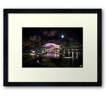 Puerto Rico Convention Center Framed Print