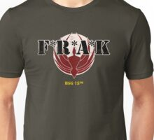 F*R*A*K Outlined Unisex T-Shirt