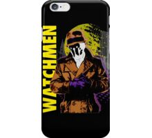 Watchmen - Rorschach iPhone Case/Skin